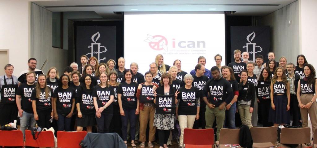 Photo groupe ICAN Londres - copie1